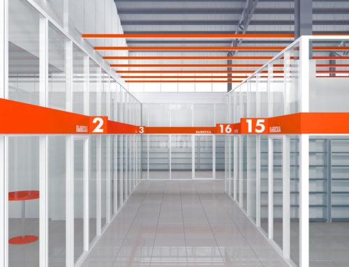 Дизайн интерьера торгового центра «ДОМОСТРОЙ» по адресу: г. Белгород, Михайловское шоссе, 6а
